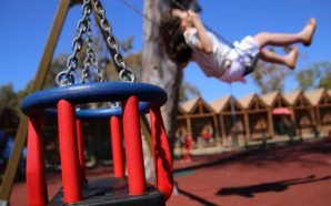 Olhão requalifica parques infantis do concelho