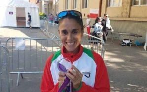 Ana Cabecinha conquista medalha de prata na Taça da Europa