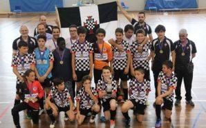 Clube de Futebol Boavista é campeão de Infantis do Algarve