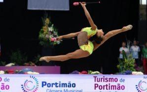 Ginasta portuguesa Laura Sales está em duas finais da Taça…
