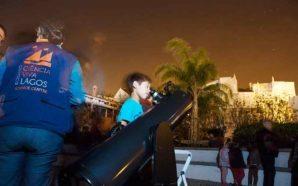 Fóia acolhe sessão de astronomia no dia internacional do espaço