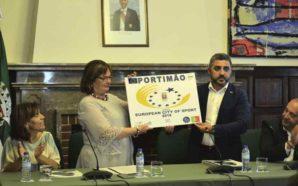 Portimão está na corrida a Cidade Europeia do Desporto 2019