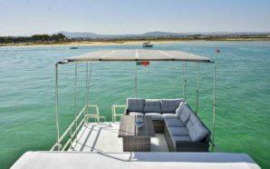 Turistas já aderem aos barcos-casa na Ria Formosa