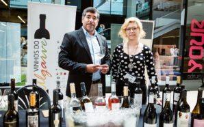 Vinhos premiados do Algarve promovem-se em Lisboa