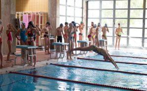 Melhores infantis do Algarve estagiaram nas Piscinas Municipais de Lagoa