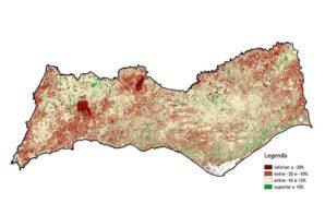 Algarve mais seco em maio de 2017