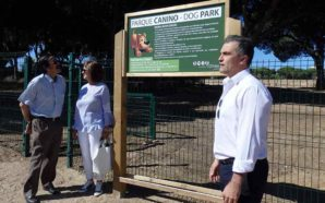 Olhão inaugura Parque Canino em Pinheiros de Marim