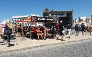 Motards já rolam em Faro e esta noite há concerto…
