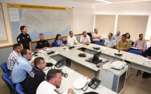 Portimão monitoriza em permanência período mais crítico de risco de…