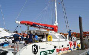 Barco mais acessível do mundo atracou em Portimão