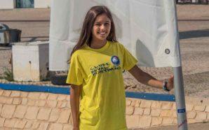 Dois pontos separam jovem velejadora algarvia do pódio mundial