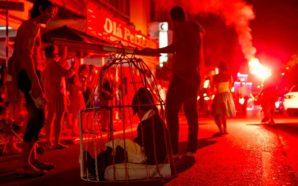 Baixa de Olhão revive Noites de Levante