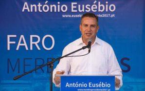 António Eusébio diz que «Faro merece mais» ação social