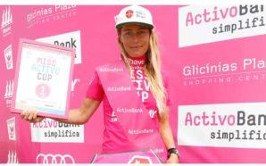 Joana Schenker dominou Nacional de Bodyboard em Ílhavo