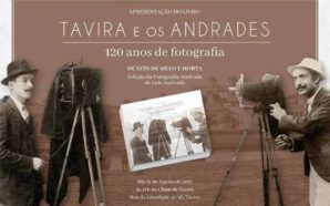 Novo livro mostra fotos de Tavira no século XIX