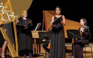 Ensemble «Le Voci delle Grazie» estreia-se no país em Vila…