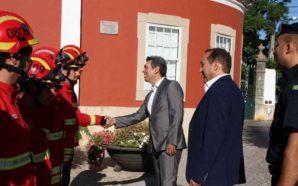 Miguel Freitas visitou São Brás de Alportel e Monchique