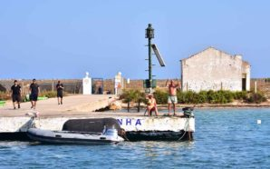 Marinha e moradores dos Hangares reagem às preocupações da Almargem
