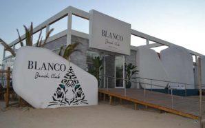 Blanco Beach vai estar aberto todo o ano