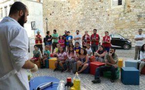 Faro celebrou Noite Europeia dos Investigadores