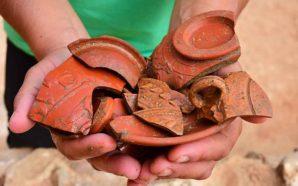 Salga Romana descoberta em Faro dá novas pistas sobre Ossónoba