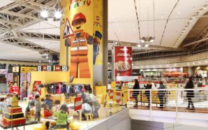 Mar Shopping vai ter LEGO Fan Factory