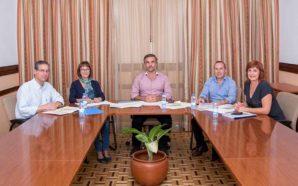 Atribuídas competências no executivo municipal de Olhão