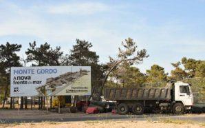 Demolições na praia de Monte Gordo começam amanhã