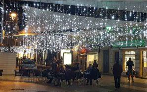 Mais de 400 mil LEDs iluminam Natal de Portimão