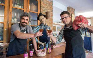 Tuber Bock, a nova cerveja de batata-doce estreia-se em Aljezur