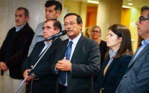 Faleceu Carlos Silva e Sousa, presidente da Câmara de Albufeira