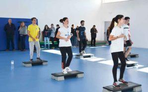 Escola Secundária de Lagoa tem novo ginásio
