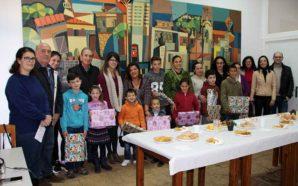 Federação de Caçadores do Algarve doa brinquedos a crianças desfavorecidas