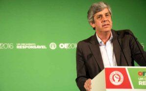 António Miguel Pina congratula-se com eleição de Mário Centeno
