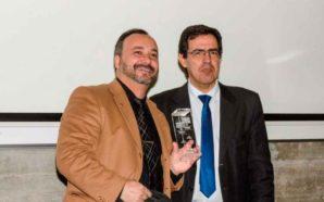 Élio Vicente recebe Prémio Carreira Alumni UAlg 2017 com «imensa…