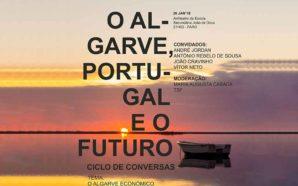 António Rebelo de Sousa disserta sobre a economia algarvia em…