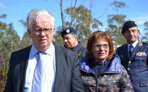 Portimão apontado como caso exemplar na Proteção Civil por Eduardo…