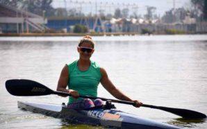 Lagoa congratula canoísta Maria Cabrita pelo estágio no México com…