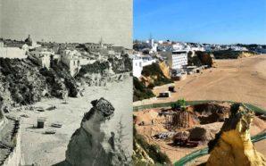 Albufeira, o rochedo do Peneco e o espírito da Terra