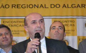 Carlos Saúde lidera Anafre do Algarve