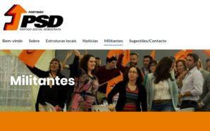 PSD de Portimão lançou novo website