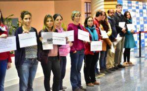 Docentes e investigadores da Universidade do Algarve voltam a manifestar-se