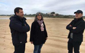 Autarquia de VRSA e capitania do porto visitam zonas costeiras…