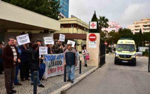 Convocado para sábado mais um protesto à porta do Hospital…