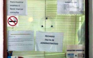 Santa Bárbara de Nexe sem consultas médicas por falta de…