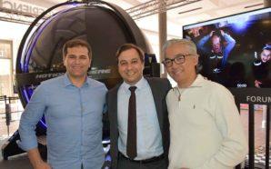 Start-up brasileira quer fabricar simuladores de Realidade Virtual em Faro…