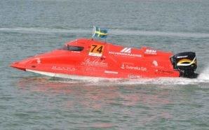Shaun Torrente vence etapa de F1 de motonáutica