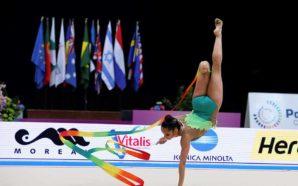 Elite mundial da ginástica rítmica estará no Portimão Arena