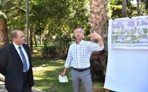 Jardim da Alameda e mata do Liceu renovados até 2021