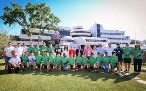 Câmara de Albufeira homenageia Guia Futebol Club